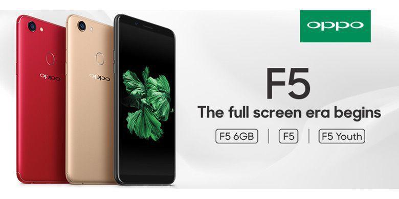 gadget oppo f5