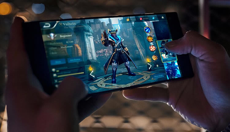 razer phone gaming review