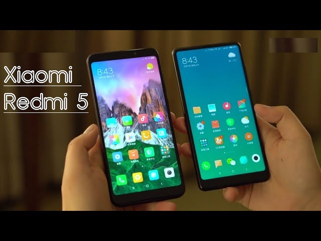 review xiaomi redmi 5 plus